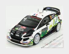 Ford Fiesta WRC M-sport WRT #3 Monte Carlo 2018 1/43 - S5953 Spark
