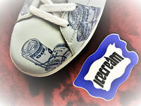 Reebok Ice Cream BIG BENDI BLUE #MONEYROLLS sneakers SIZE 11 #BBCICECREAM shoes