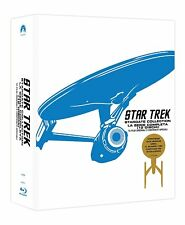 Star Trek Stardate Collection 1-10 Film Box (12 Blu-Ray) PARAMOUNT