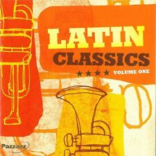 LATIN CLASSICS VOL.1  Joe Cuba Sextet,Hugo Del Carril, Luis Kalaff CD NEW+