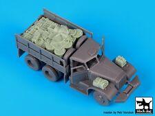 Black Dog 1/72 Diamond T 968 Cargo Truck Accessories Set (for IBG Models) T72089