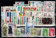 """timbres France n° 2118/2177 neufs** année 1981 complète """"MNH"""""""