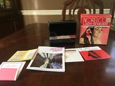Vintage Norelco Lady Shaver In Box Model Hp 2116 Red