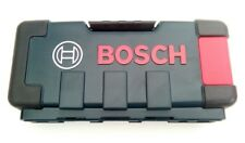 Bosch blau Metallbohrer Set 18-teilig HSS-R Toughbox 1 - 10 mm Spiral Bohrer NEU