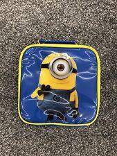 OFFICIAL Cattivissimo Me2 Blu isolata scuola viaggio picnic borsa pranzo nuovi