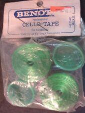 Benotto Green Smooth Road Handlebar Tape NEW / NOS Vintage - Mexico-NIB+++
