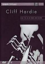 CLIFF HARDIE & THE UK ALL STARS ORCHESTRA DVD NEW SEALED RECORDED 1991 ALL REGS