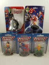 DC Comics - Lot Of 5 - Justice League 3 inch Figurine
