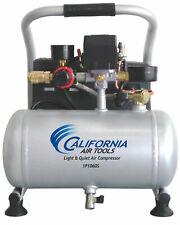 California Air Tools Cat 1p1060s Light Quiet Portable Compressor Silver