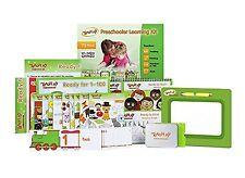 NEW!! Teach My Preschooler Learning Kit Educational Reading Writing Toddler