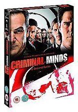 Criminal Minds - Series 2 - Complete (DVD, 2008, Box Set)