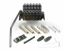 *NEW Floyd Rose Special Locking TREMOLO Bridge & R3 Nut Electric Black OEM SALE!