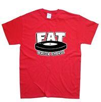 FAT WRECK CHORDS T-SHIRT sizes S M L XL XXL colours Black, Red
