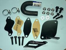 07.5-10 LMM Duramax Diesel EGR & Cooler Delete Kit - GMC Chevy 6.6L