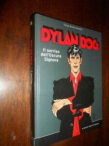 fumetto DYLAN DOG: IL SORRISO DELL'OSCURA SIGNORA -Gli Eroi del Fumetto