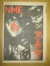 NME 1980 NOV 15 LYNX KILLING JOKE KID CREOLE XTC JAM