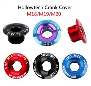 Crank Arm Fixing Bolt Screw For MTB Shimano Crank Chainset CNC M20 M18 M19