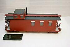 BACHMANN SPECTRUM F SCALE OFFSET CUPOLA 3 WINDOW LONG CABOOSE