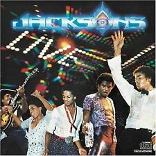 1 CENT CD THE JACKSON (WITH MICHAEL) - LIVE