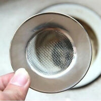 New Kitchen Water Sink Strainer Cover Floor Drain Plug Stopper Filter Basket 1x