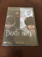 Death Note (DVD, 2008), NEW & Sealed, A Shusuke Kaneko Film