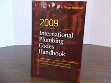 2009 International Plumbing Codes Handbook by R. Dodge Woodson (I41E)