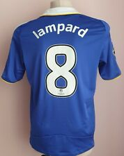 Chelsea 2008 - 2009 Home football champions cup shirt Lampard