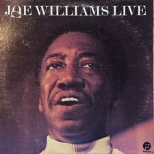 JOE WILLIAMS Live US Press Fantasy F-9441 1973 LP