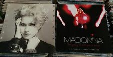 Madonna 2 promotional promo poster flats 1983 first album + i'm going to tell