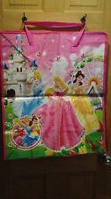 DISNEY Shopping Bag/Tote Princess Friends Pink Reusable Eco-Friendly