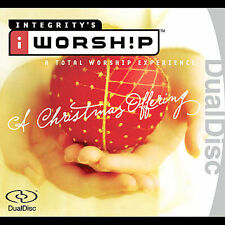 iWorship: A Christmas Offering [DualDisc] by Various Artists (CD, Sep-2005,...