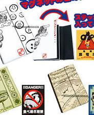 DRAGONBALL Z KAI - Set di 3 Agende Notebook Banpresto