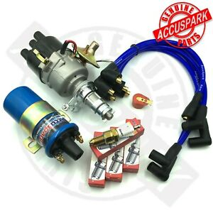 Classic Mini 59D A+ Electronic AccuSpark distributor  ignition pack Ballast-Blue