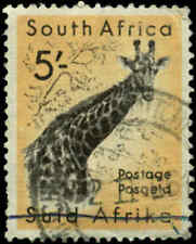 South Africa Scott #228 Used