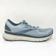 Brooks Womens Glycerin 18 1203171D073 Blue Running Shoes Lace Up Size 8 D
