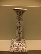 Antique Portuguese Handmade Candle Holder Collectible Portugal