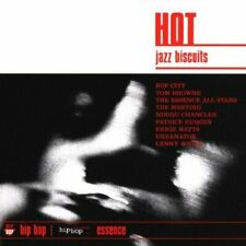 Hot Jazz Biscuits (1997, UK) Lenny White, Urbanator, Bop City, Tom Browne.. [CD]