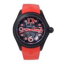 Corum Bubble Lucifer Stainless Steel Automatic Men's Watch 082.310.980176 BL01