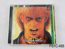 The King of Fighters 99 Best Playstation 1 Japanese Import PS1 Japan US Seller C