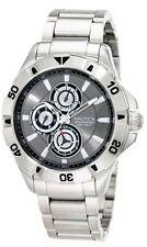 Nautica NST 06 N17545G Men's Multi-function Stainless Steel Watch New in Box