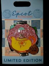Disney Pin Epcot Food And Wine Festival 2017 Alice In Wonderland Mad Hatter Pin