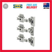 IKEA KOMPLEMENT Soft Closing Hinge 3 Packs