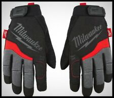 Milwaukee Mens Work Gloves Large Protective Safety Hand Gear Finger Palm Guard