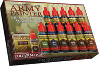 TAPWP8023 Warpaints: Quickshade Washes Set by Army Painter