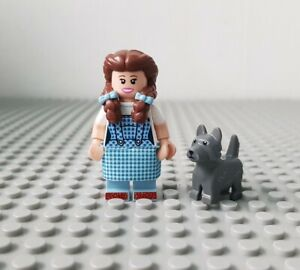 LEGO MINIFIGURE SERIES THE LEGO MOVIE 2 DOROTHY GALE AND TOTO 71023