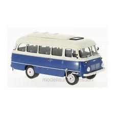 WHITEBOX WB263 Robur LO 3000 blau/weiss Maßstab 1:43 Modellauto (220545) NEU!°