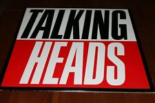 TALKING HEADS TRUE STORIES LP MINT