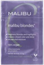Malibu Blondes Weekly Brightener by Malibu C, 0.17 oz packet 12 pack