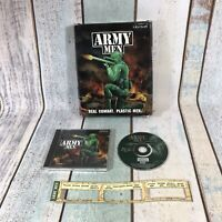 PC CDRom - Army Men - Ubi Soft -  Boxed Complete Game - Big Box - Retro Gaming