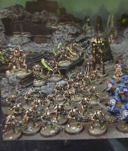 Warhammer 40k 9th Eddition. Indomitus. Necron Half pre order